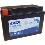 EXIDE ETX9-BS (YTX9-BS) 12 V 8 Ah Bal+