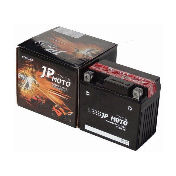 JP Moto YTX5L-BS 12V 4Ah jobb+