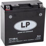 Landport YT14B-4 12V 12Ah bal+