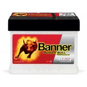 Banner Power Bull Professinal 12V 63 Ah 600A jobb+