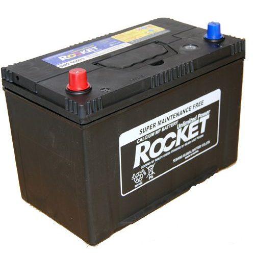 Rocket 12V 100Ah 780A Bal+ japán
