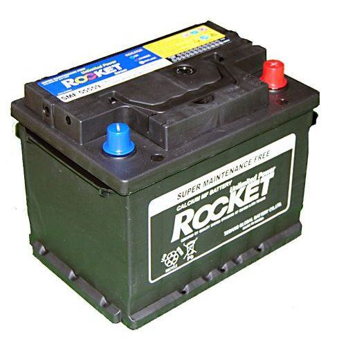 Rocket 12V 55Ah 440A jobb+