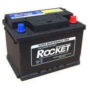 Rocket 12V 62Ah 540A jobb+