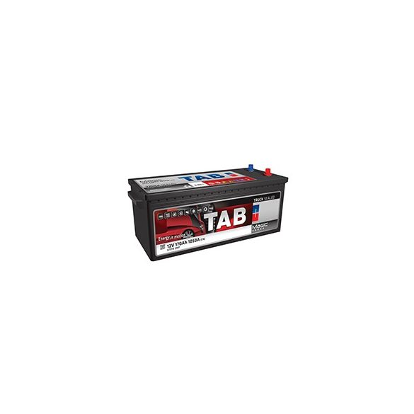 TAB Magic Truck 12 V 225 Ah 1300 A Bal+