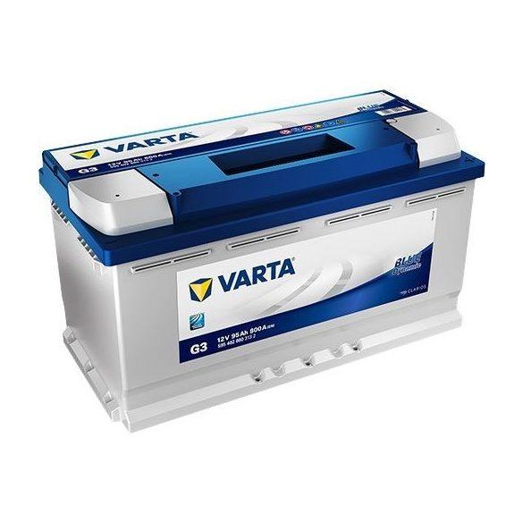 Varta Blue Dynamic 12 V 95 Ah 800 A