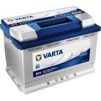 Varta Blue Dynamic 12 V 74 Ah 680 A jobb+
